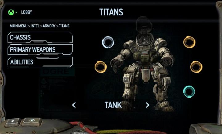 Titanfall Companion App – Android дополнение для культовой игры