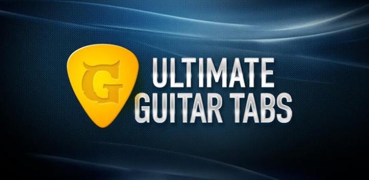 Ultimate Guitar Tabs & Chords – лучший инструмент для работы с аккордами и табулатурами на Android