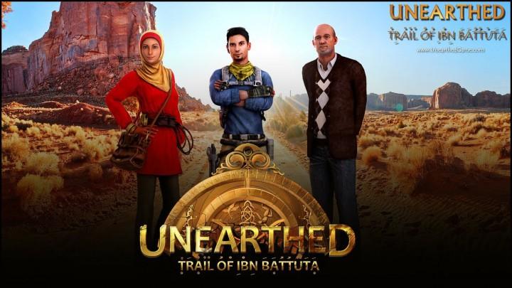 Unearthed: Trail of Ibn Battuta – поиски древних артефактов на Ближнем Востоке