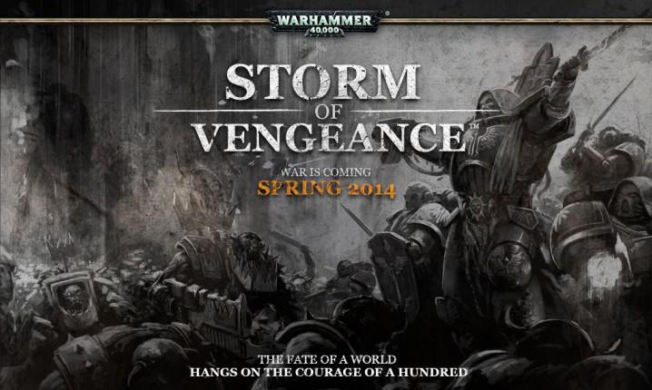 WH40k: Storm of Vengeance – бои за планету Piscina IV на вашем Android смартфоне