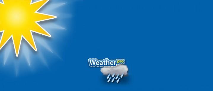 WeatherPro – высокоточное приложение погоды для вашего Android девайса