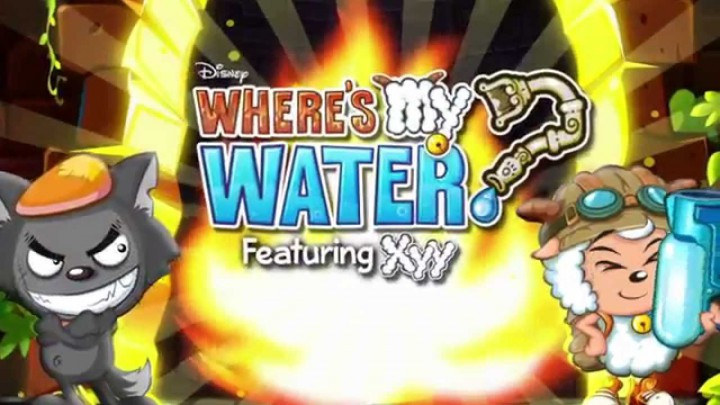 Where's My Water? Feat. XYY – продолжение культовой головоломки
