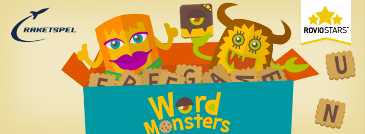 Word Monsters – социальная игра в слова для Android