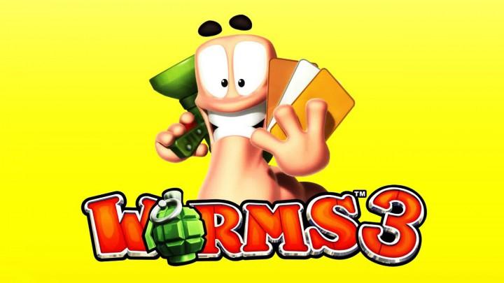 Worms 3 – всеми любимые червячки в очередной раз покоряют Google Play