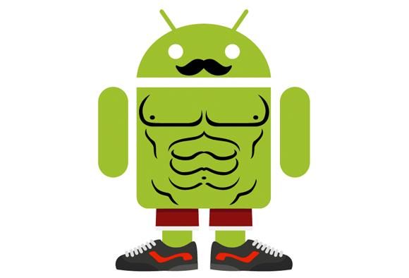 Качаемся с Android