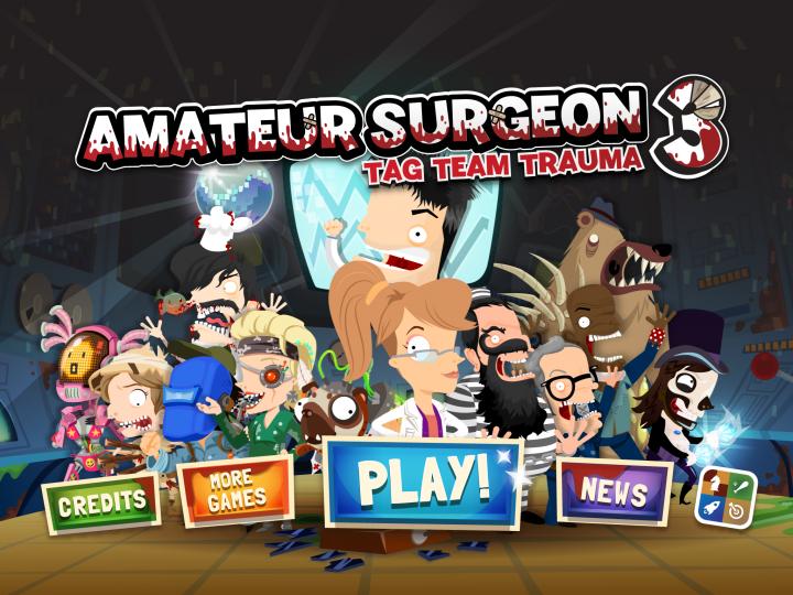 Amateur Surgeon 3 – безумная медицины на Android