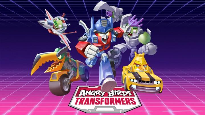 Angry Birds Transformers – птицы и свиньи теперь выступают в роли трансформеров