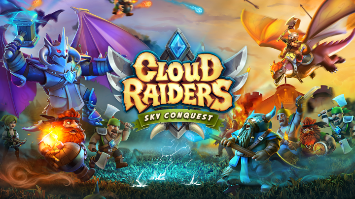 Cloud Raiders – игра для тех, кому надоела Clash of Clans