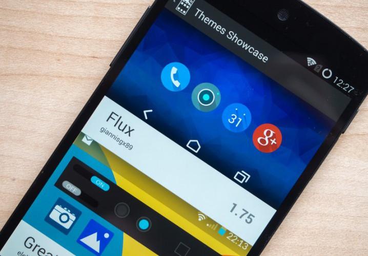 Cyanogen Theme Showcase – новый уровень персонализации вашего смартфона