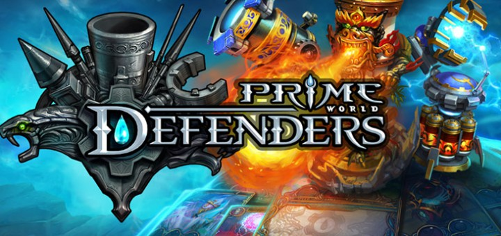 Prime World: Defenders – tower defense с карточками и Facebook интеграцией