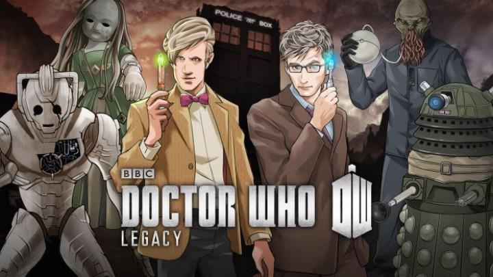Doctor Who: Legacy – Доктор Кто поселился в головоломке