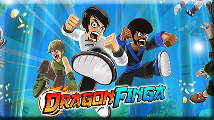 Dragon Finga – кунг-фу на Android