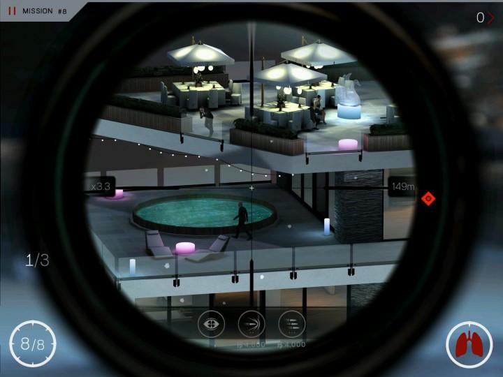 Hitman: Sniper – тир с живыми мишенями на Android