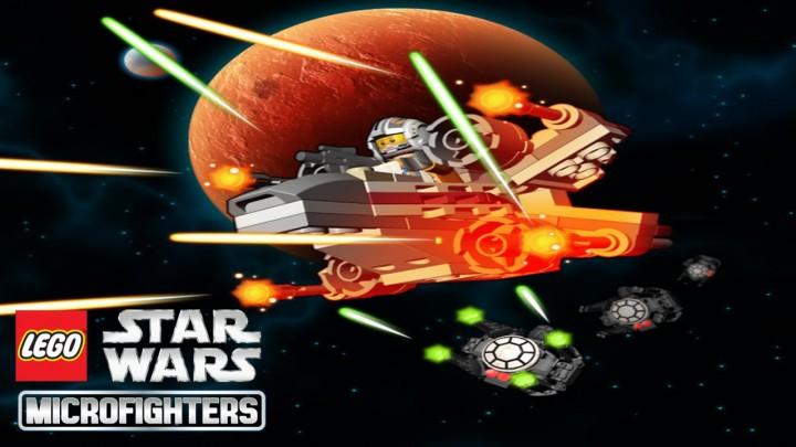 LEGO Star Wars Microfighters – Звездные войны, перенесенные на плоскость легендарного конструктора