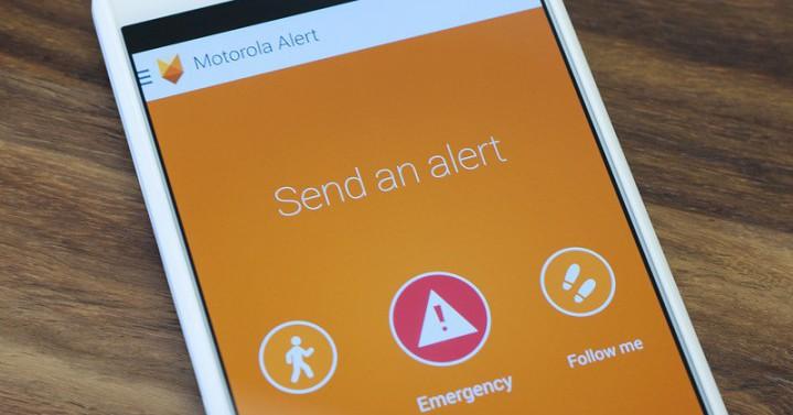 Motorola Alert – ваша безопасность теперь зависит еще и от смартфона
