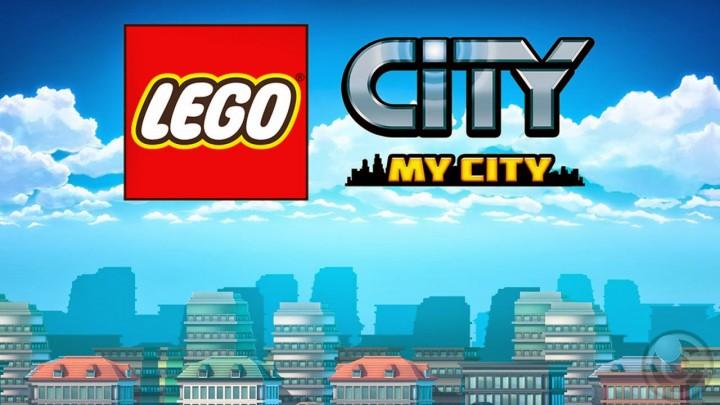My City – еще одна игра от LEGO City