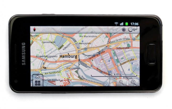 OsmAnd+ – карты и навигация для Android