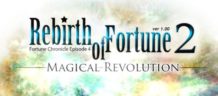 Rebirth of Fortune 2 – игра для тех, кто любит пошаговые сражения