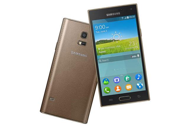 Samsung Z – близкий родственник Galaxy S5 на ОС Tizen