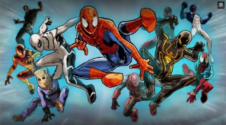 Spider-Man Unlimited – раннер с персонажами культовых комиксов