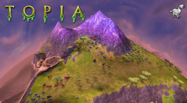 Topia World Builder – симулятор божества от Crescent Moon Games