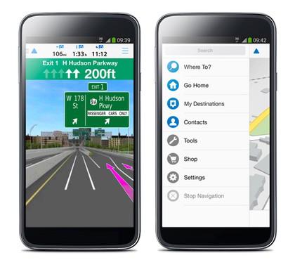Viago – бюджетная навигация от Garmin