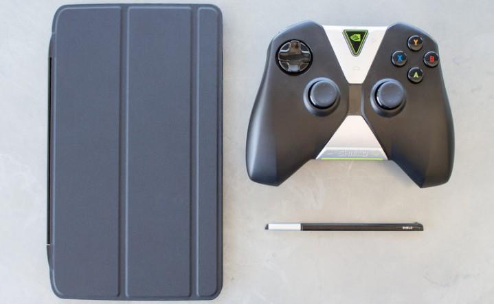 Беспроводной контроллер и защитное покрытие для NVIDIA Shield Tablet