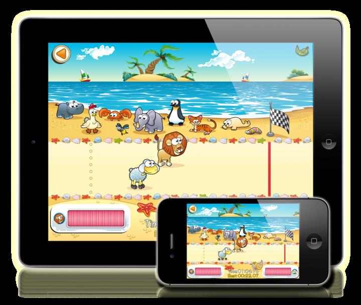 Обзор геймплея игры Folt для iOS: iPhone / iPad - YouTube