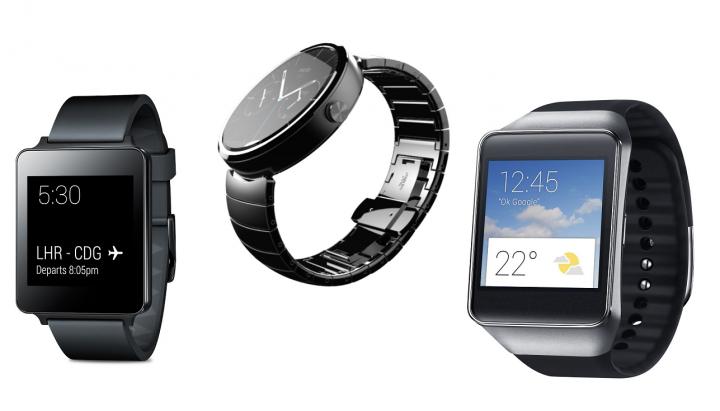Лучшие смарт-часы на Android Wear