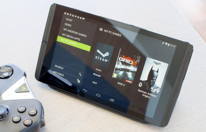Софт и производительность NVIDIA Shield Tablet
