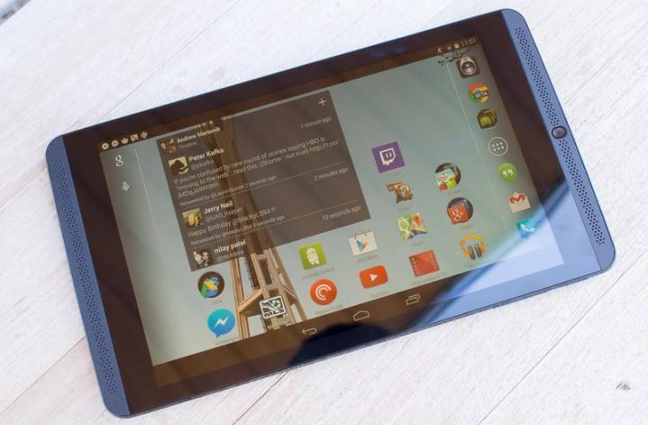 Технические характеристики NVIDIA Shield Tablet