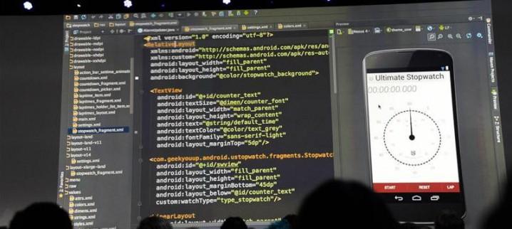 Android Studio – среда разработки Android приложений с поддержкой Android Wear, Android L и Android TV