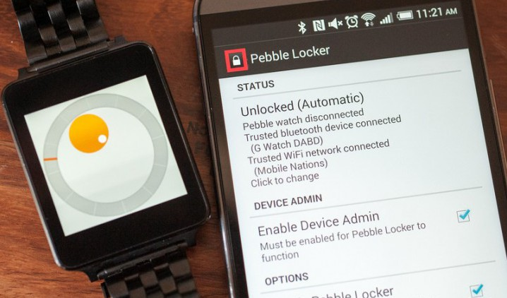 Pebble Locker