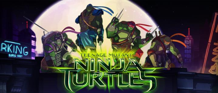 Teenage Mutant Ninja Turtles – Черепашки-ниндзя на Android и iOS