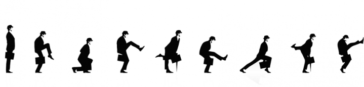 The Ministry of Silly Walks – Монти Пайтон на вашем Андроиде