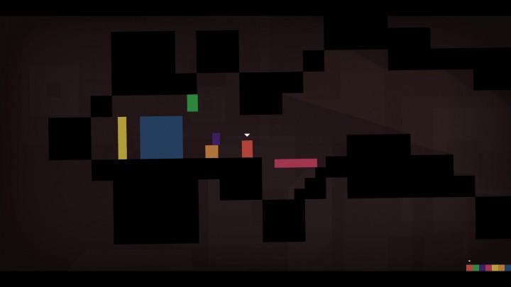 Thomas Was Alone – необычный платформер для Android и iOS