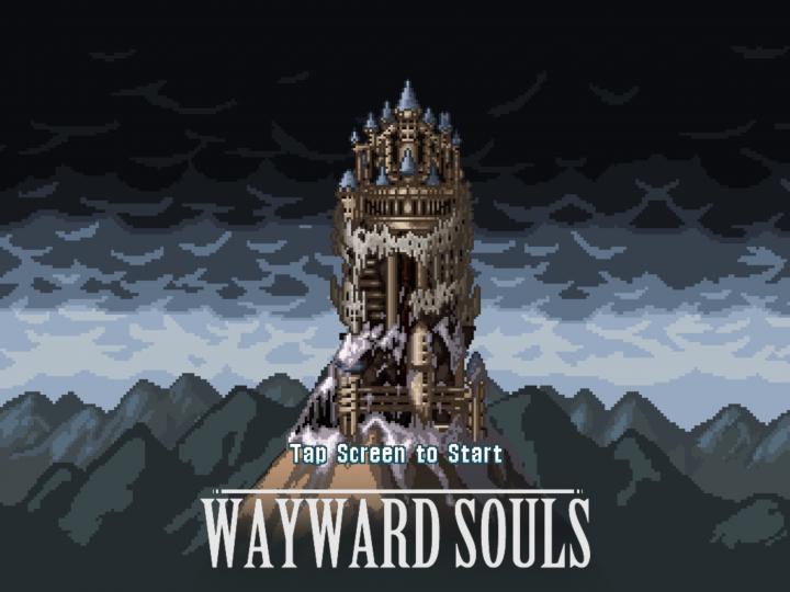 Wayward Souls – 8-битный экшен для Android и iOS
