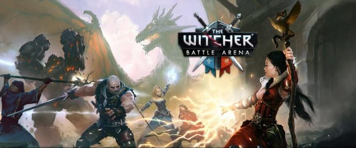 Witcher Battle Arena – Ведьмак прокладывает свой путь на Android
