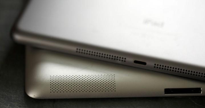 Динамики и микрофоны iPad Air