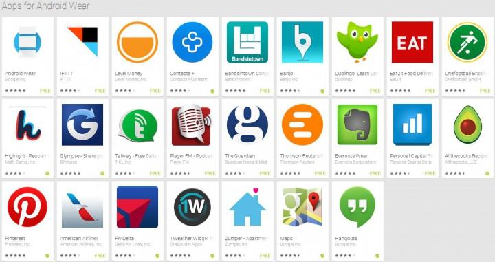 Лучшие приложения для Android Wear, которые появились в июле