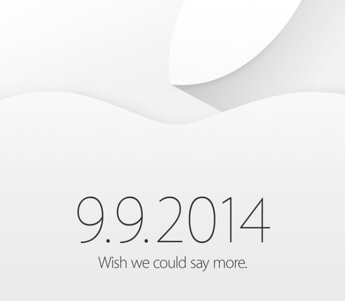 9 сентября – день, когда мы увидим iPhone 6, iWatch и iOS 8