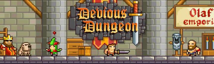 Devious Dungeon