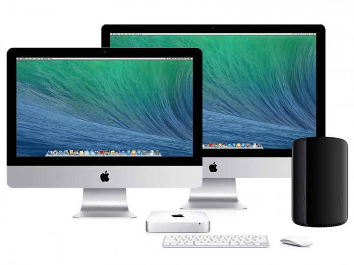 Mac mini vs iMac vs Mac Pro