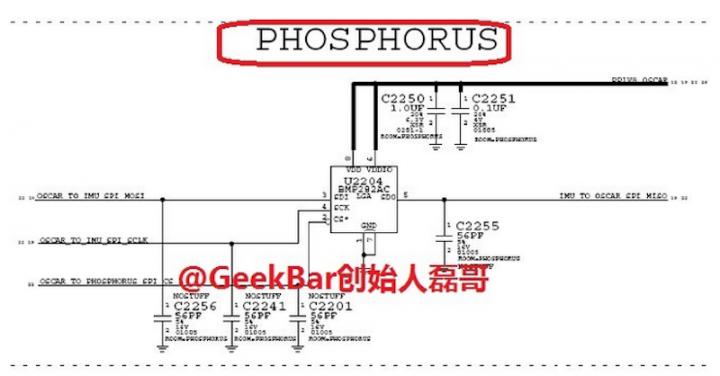 Схема китайских iphone