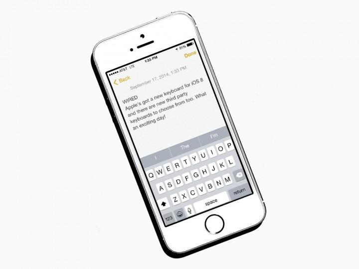 Лучшие клавиатуры для пользователей iOS 8