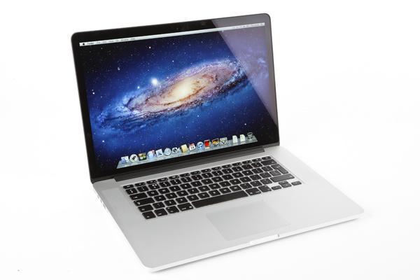 MacBook Pro с Retina дисплеем