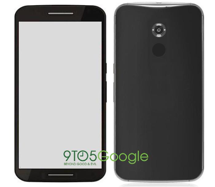 Nexus 6 будет выглядеть как большая копия Moto X