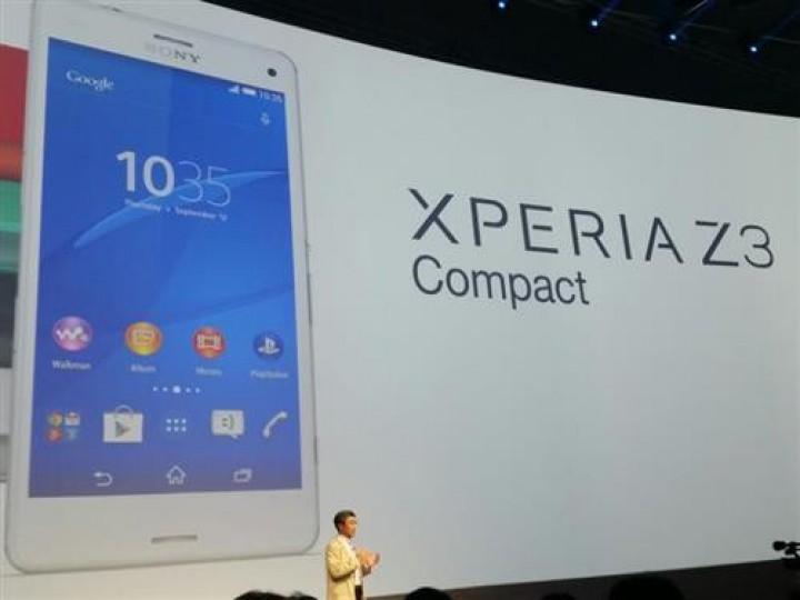 Xperia Z3 Compact