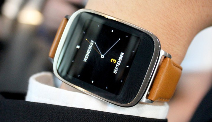 Zenwatch – смарт-часы от Asus на ОС Android Wear