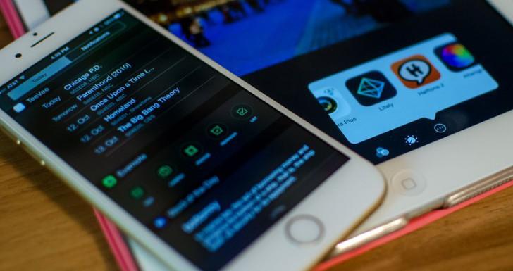 Лучшие приложения для iOS 8